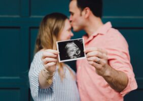 IVF Treatment. Three Parents, One Baby, New Hope
